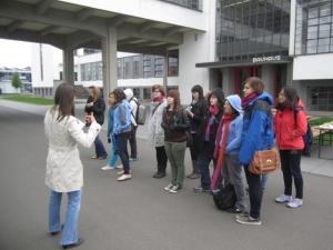ASC group at Bauhaus