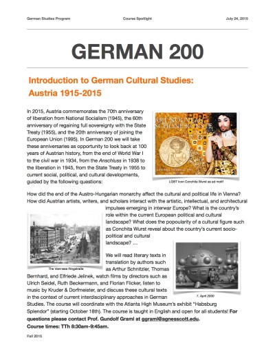 German200_Fall2015_announcement